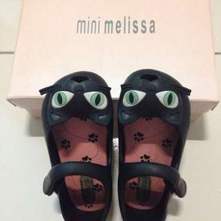 Mini Melissa Kitty Shoes