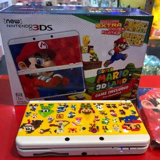 N3ds Mario 3D Land Ed ( Used )