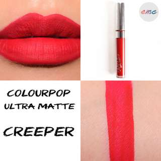 BN Colourpop Ultra Matte Lipstick - Creeper UML