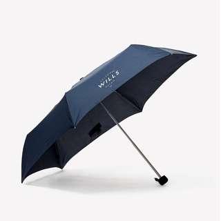 Jack Wills umbrella 雨傘 縮骨遮