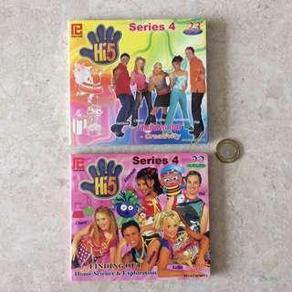 2 Hi5 VCD