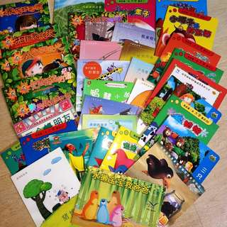 Assorted Chinese Storybooks (Set of 40 Awesome deal!)
