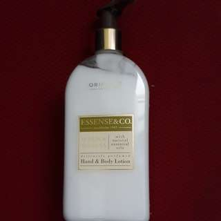 Oriflame - hand n body lotion