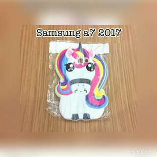 Cartoon 4d case samsung a7 2017