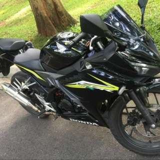 CBR 150 Facelift 2016 (OPER KREDIT)