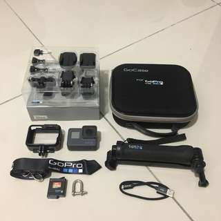 GoPro Hero 5 Black Editions