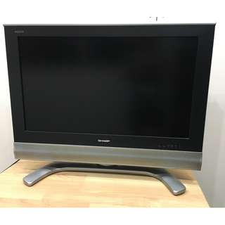"Sharp LC-32AX5M 32"" Multi-System WXGA Widescreen 16:9 LCD HDTV, HDMI, PC"