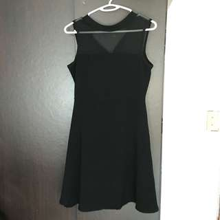 全新黑色洋裝