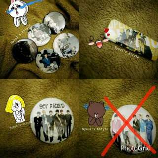 Kpop Badge