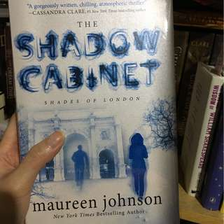 Shades of London #1-3 by Maureen Johnson