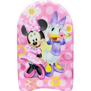 (Pre-Order)  Licensed Minnie Mouse Kickboard / Swimming Float
