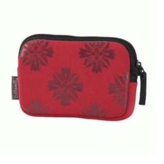 LOWEPRO MELBOURNE 10 POUCH - TRUE RED FLOWER