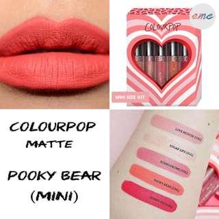 BN Colourpop Ultra Matte Lips Lipstick - Pooky Bear UML