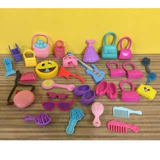 Doll Accessories Assorted