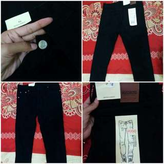 CELANA PANJANG HUGO BOSS NEW SIZE 30