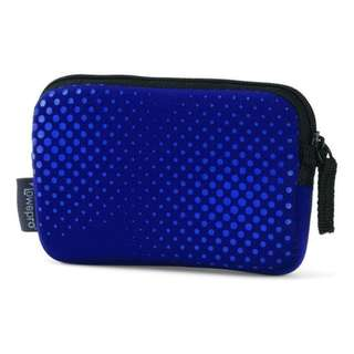 LOWEPRO MELBOURNE 10 POUCH - NAVY DOT