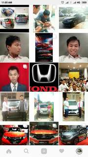 HONDA BRIO MOBILIO JAZZ CRV BRV HRV CR-V BR-V HR-V CIVIC HATCHBACK CITY ODYSSEY ACCORD S E RS CVT AT MT PRESTIGE 2017 2018
