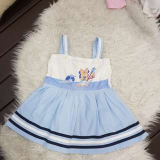 Baby Minnie Dress (1-2y/o)