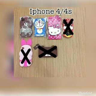 CARTOON 4D CASE iphone 4/4s