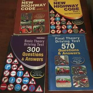 FREE Highwaycode Books