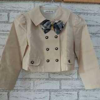 Reprice!!! Baru blazer anak/blazer korea/outer xs