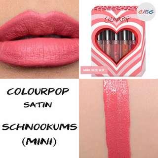 BN Colourpop Ultra Satin Lips Lipstick - Schnookums USL