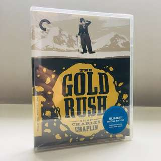 'The Gold Rush' Criterion Blu-Ray