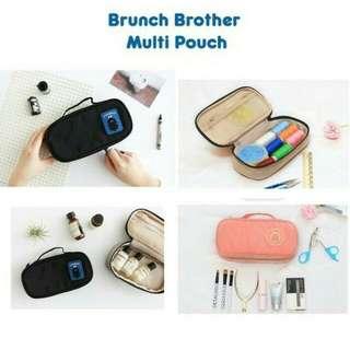 Tas kosmetik,stationary,tas serba guna / bruch brother Multi use Pouch