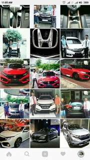 BEST SERVICE HONDA BRIO MOBILIO JAZZ CRV BRV HRV CR-V BR-V HR-V CIVIC HATCHBACK CITY ODYSSEY ACCORD S E RS CVT AT MT PRESTIGE 2017 2018