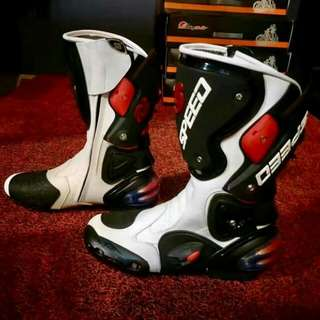 Riding boot speepr