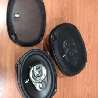 Mohawk speaker