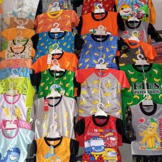 Baju anak tinggal pilih