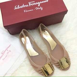 Preloved Salvatore Ferragamo Jelly Shoes