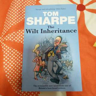 Tom Sharpe the wilt inheritance
