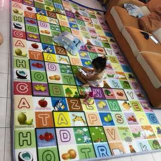 Play mat big size new