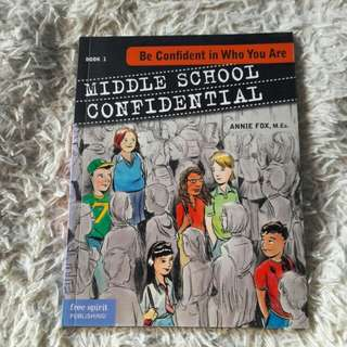 Middle school confidential - annie fox