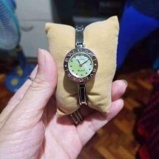 Bvlgari women's watch (authentic)
