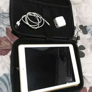 IPad Air wifi+cellular (16GB open to all network)