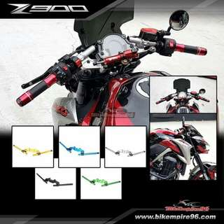 Racing handlebars for kawasaki z900
