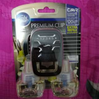 Ambi Pur Car Air Freshner Twin Pack