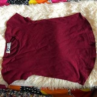 Jco Maroon Shirt