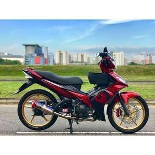 Yamaha Spark 135 (COE 2020 RENEWABLE).