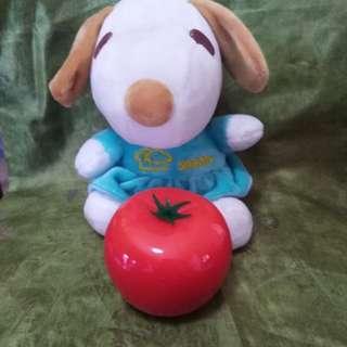 Tomato Cream Perfume