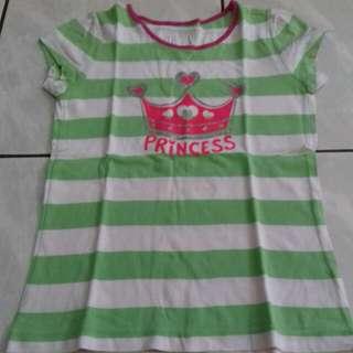 Princess stripe (baju anak)
