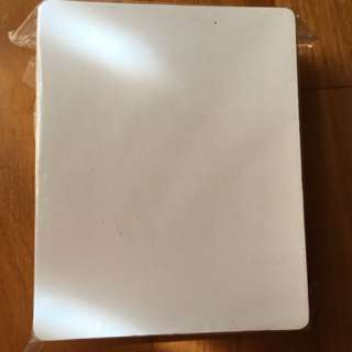 Thick Off-White Card 11cm x 9cm - 1 Pack
