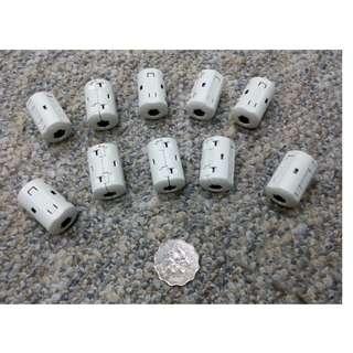 全新 鐵氧體磁芯 Ferrite cores 10粒