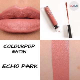 BN Colourpop Ultra Satin Lip - Echo Park USL
