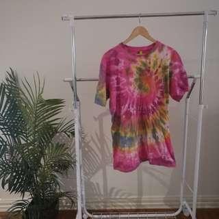 Tie Dye T-Shirt - Size XL