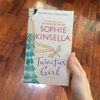BOOKS Twenties Girl by Sophie Kinsella