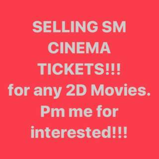 SM CINEMA VOUCHERS